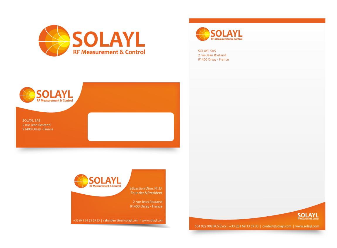 Charte graphique Solayl
