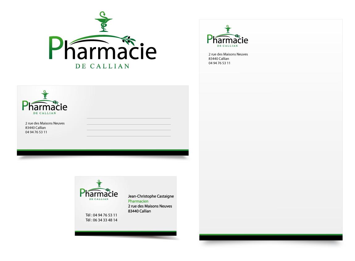 Charte graphique Pharmacie