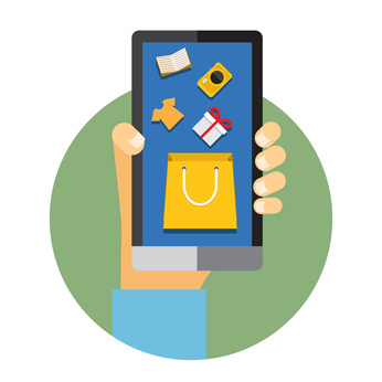 Création d'une application mobile pour vendre