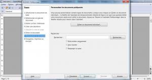 Faire un publipostage avec OpenOffice 11/12