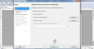 Faire un publipostage avec OpenOffice 3/12