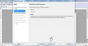 Faire un publipostage avec OpenOffice 4/12