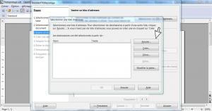 Faire un publipostage avec OpenOffice 6/12