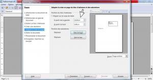 Faire un publipostage avec OpenOffice 9/12